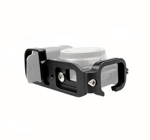 Bracket-Holder Hand-Grip Vertical Quick-Release Sony Pixco for NEX-6 External-Suit L-Plate