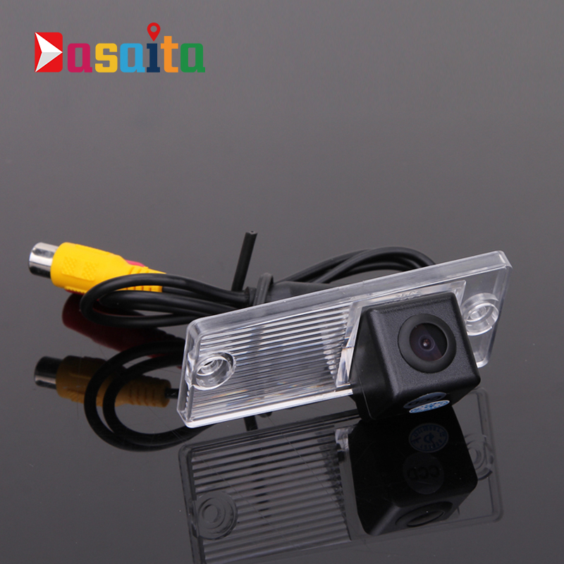CCD Car Reverse Camera for Kia Cerato Hatchback Rondo Spectra Carens Auto Backup Review Reversing Review Park kit Free shipping image