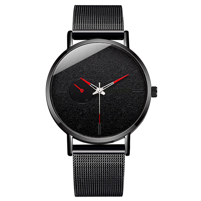 2019 Men Watches Man Business Quartz Watches Top Luxury Brand Male Clock Steel Classic Wrist Watches For Men Wristwatches