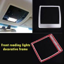 Abs Серебряный автомобильный передний и задний светильник для