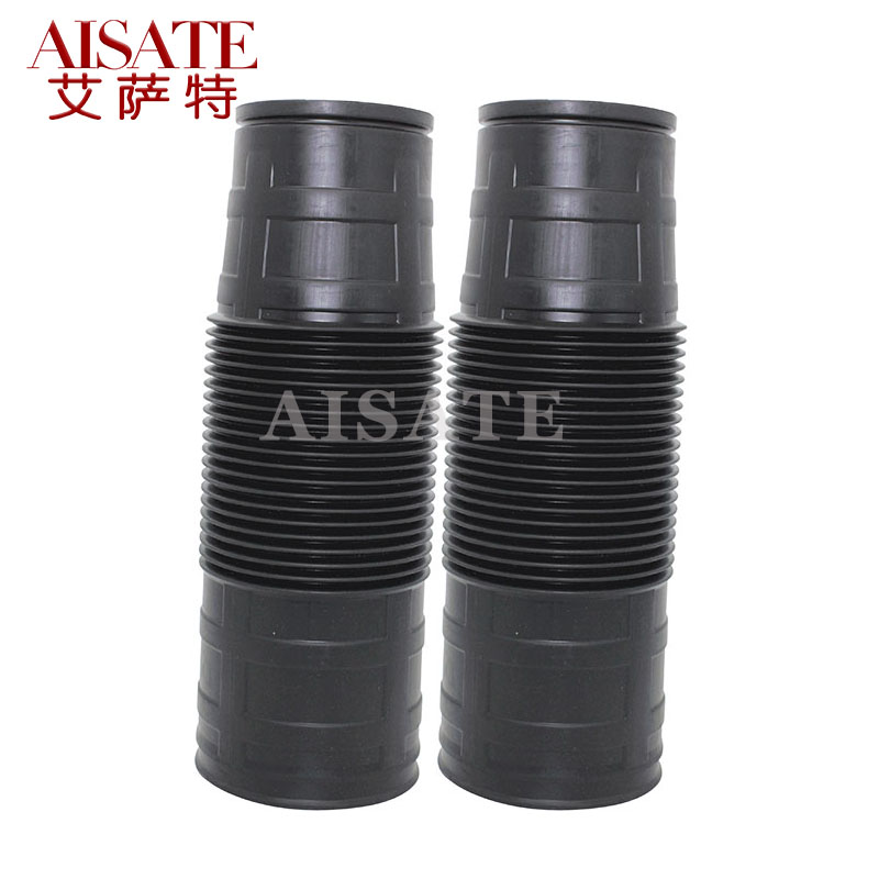 2 PCS For Mercedes W221 Front Dust Cover ABC Hydraulic Shock Absorber Dust Rubber Boot 2213207813 2213202413 2213206113
