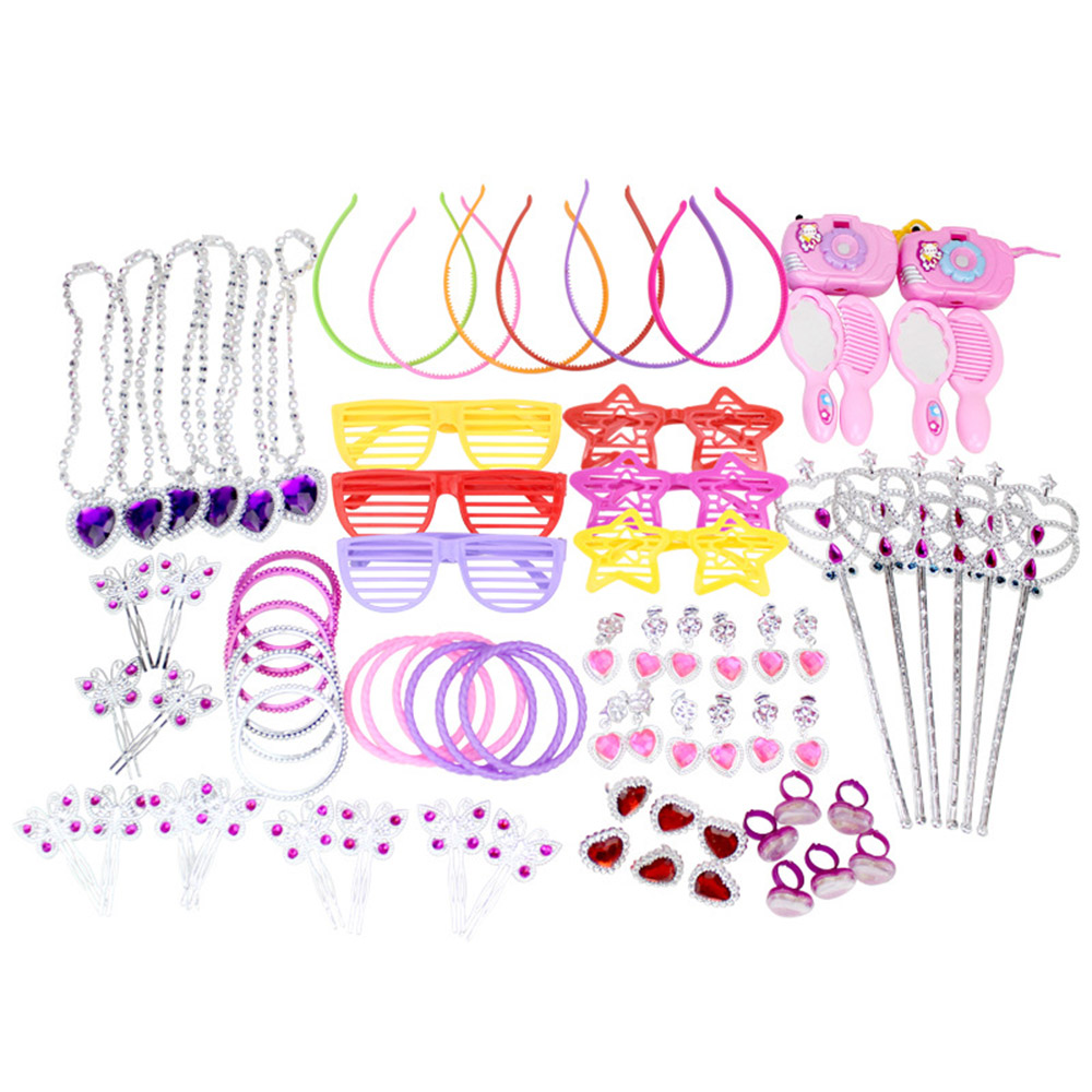 HELLO KITTY, Детская косметика, для девочек, rincess, губная помада, игрушка, сумка для хранения, губная помада, лак для ногтей, набор для макияжа, детс... - 4
