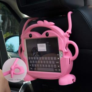 Image 5 - ילד בטיחות Tablet Case עבור iPad mini 1 2 3 4 5 ילד ידידותי לשאת עמיד הלם 7.9in רחיץ Stand סיליקון מקרה עבור iPad 2 3 4