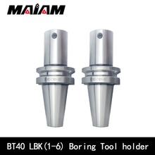 BT40 tool holder LBK1 LBK2 LBK3 LBK4 LBK5 LBK6 LBK tool holder 2 flute boring cutter EWN&RBH20/25/32/52/68 Rough boring head ENH