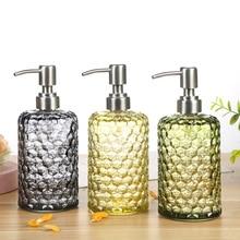 Soap-Dispenser Hand-Bottle Bathroom-Accessories Liquid Shower-Gel 500ml Cosmetic Press-Type
