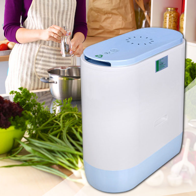 Kommerziellen restaurant schule cafeteria obst shop müll küche maschine hause smart küche lebensmittel abfälle prozessor