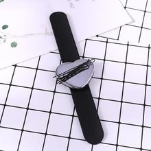 Magnetic Hairdresser Bracelet Hairstyling Wrist Strap Belt Magnet Iron Bracelet Hairstyle Salon DIY Hair Styling Tool