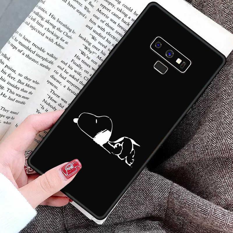 สำหรับ SamsungS9 ลูกสุนัขสุนัขการ์ตูนถั่วลิสงกรณีโทรศัพท์กันชนสำหรับ Samsung S9 PLUS S6 EDGE PLUS S7 EDGE S8 PLUS s10 plusFor Samsung S9