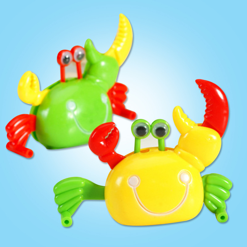 Winding Crab Eyes Roll Our Children Hot Selling Winding Toy Wind-up Toy CHILDREN'S Toy