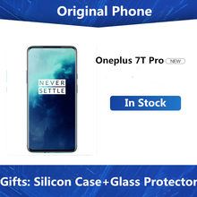 Novo oneplus 7t pro telefone inteligente android 10.0 6.67