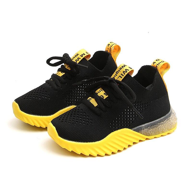 Whoholl Crianças Meninos Sapatos Casuais Crianças Sapatilhas Para Meninos Crianças Do Esporte Da Forma Tênis de Couro 2019 Primavera Outono Calçados Infantis