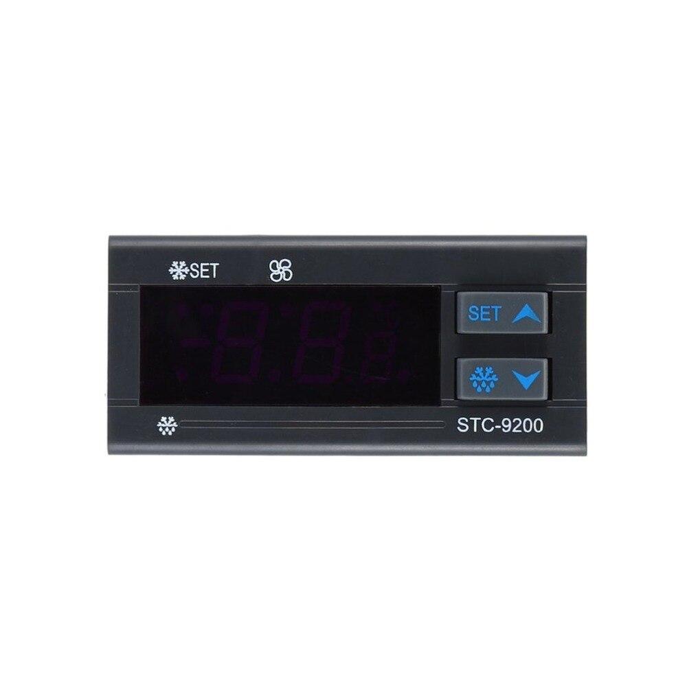termorregulador com função de alarme ventilador descongelamento refrigeração