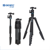 FREE SHIPPING BENRO IT25 professional SLR photographic tripod portable digital Quick Releaseg Accessories  Max loading 6kg