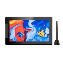 Veikk vk1200 desenho tablet gráfico monitor caneta display digital tablet animação desenho placa com 60 graus de função inclinação