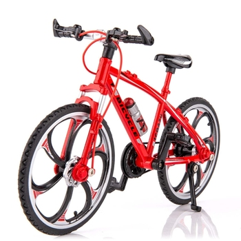 12 14 16 18 inch folding bicycle kids cycling bike student bicycle for boys and girls light folding bike gift for children 1/10 Scale Simulation Alloy Bicycle Mini Folding Mountain Bike Model Home Office Decoration Ornaments Children Kids Toy
