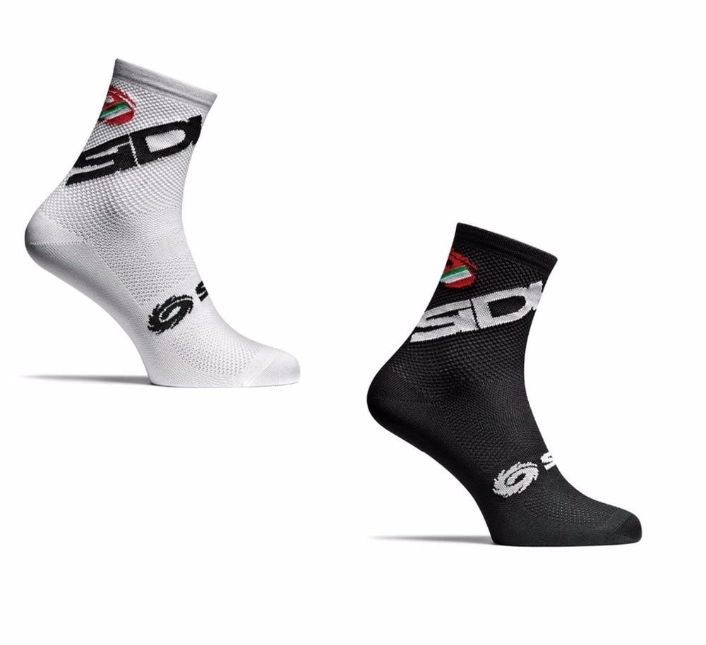 4 Colors New Unisex Professional Cycling Socks Sport MTB Bike Socks Breathable Road Bicycle Socks Outdoor Sports Racing Socks