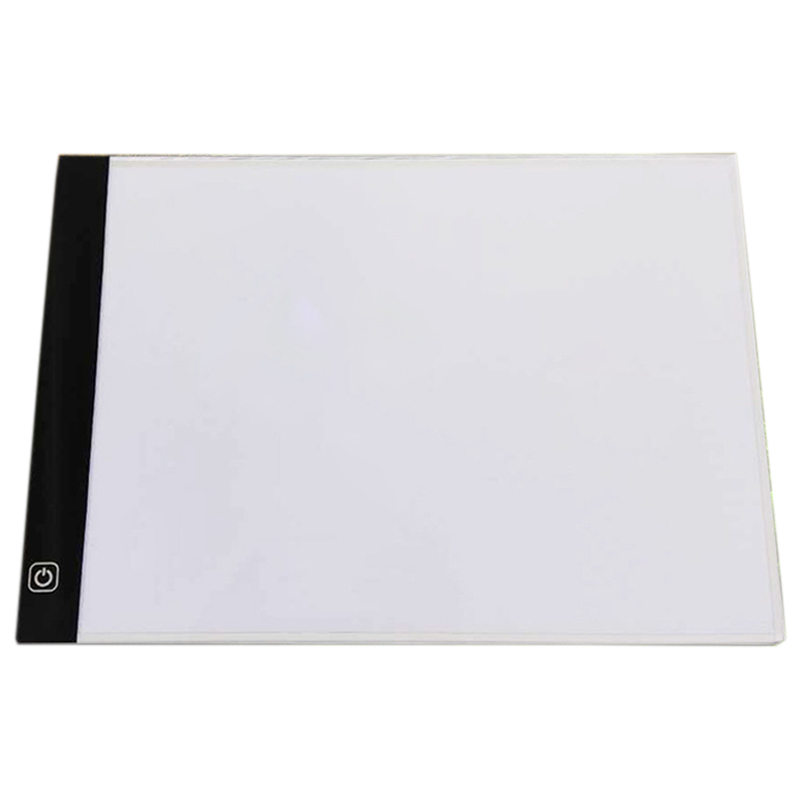 New-Digital Tablet A4 Led Artist Thin Art Stencil Drawing Board Light Box Tracing Table Pad Diamond Painting Accessories