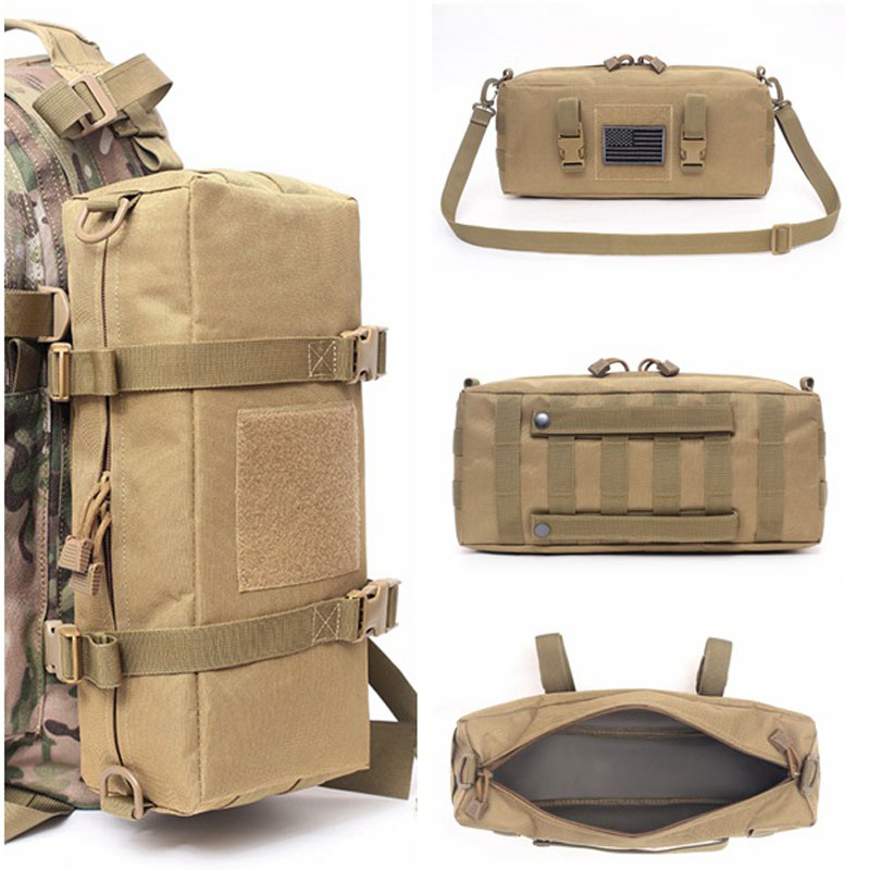 Tactical Molle Pouch Waist Bag EDC Medical First Aid Utility Emergency Outdoor