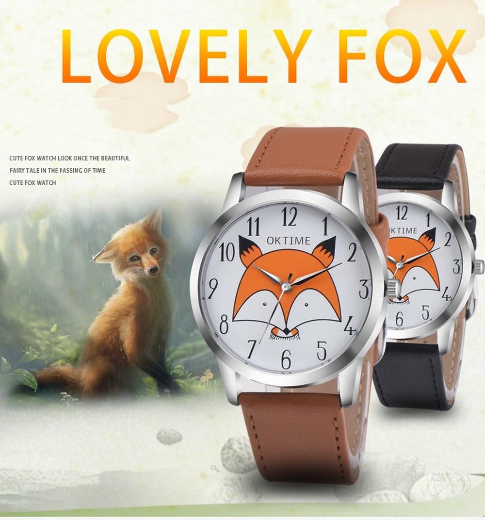 Children's Watch Kids Cute Leather Strap Watches Rhinestone Lovely Kid Children Quartz Wristwatch Clock Casual Girl Watch