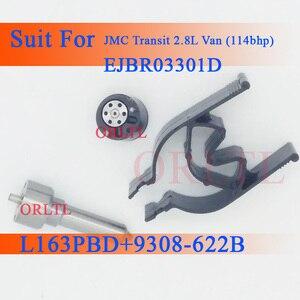 7135-625 Common Rail набор для ремонта инжектора L 163 PBA и L163PRD Замена клапана 28239295 28278897 для EJBR03301D