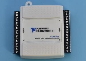 Image 2 - NI USB 6008 Data Acquisition Card Multi Function DAQ 779051 01