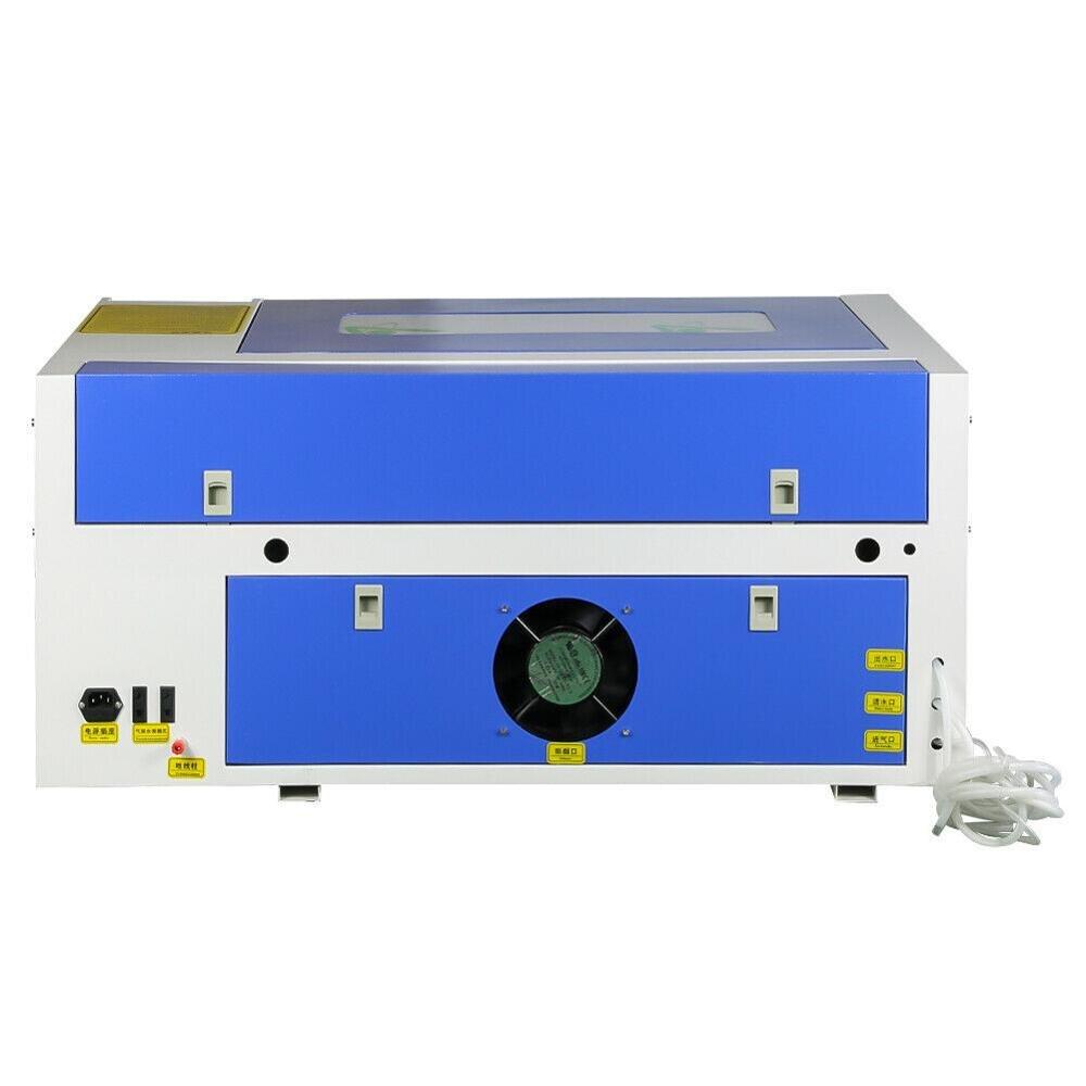 300*500mm 50W CO2 Laser Gravur Schneiden Maschine USB Port Laser Cutter Stecher Maschine 110V/220V