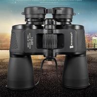 Professional High Power Waterproof 12x50 Military Binoculars Telescope All optical Coating For Birdwatching Hunting Bak4 Prism