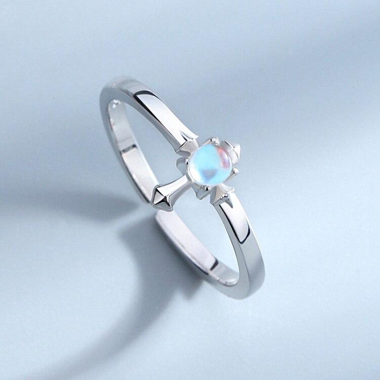 Купить leouerry 925 пробы серебряные парные кольца для влюбленных и