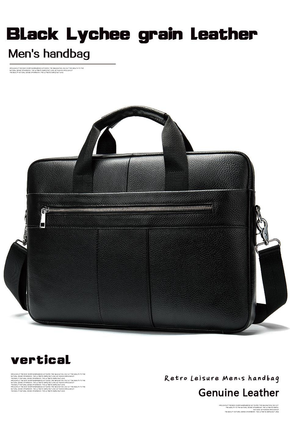 H02b684209ced461c87969fe630f09210h WESTAL Men's Briefcase Men's Bag Genuine Leather Laptop Bag Leather Computer/Office Bags for Men Document Briefcases Totes Bags