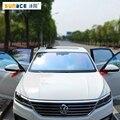 Оригинал SUNICE 1 52x6 м 65% VLT оконный оттенок для всего окна автомобиля самоклеящийся нано керамический оттенок для окна автомобиля солнцезащитн...