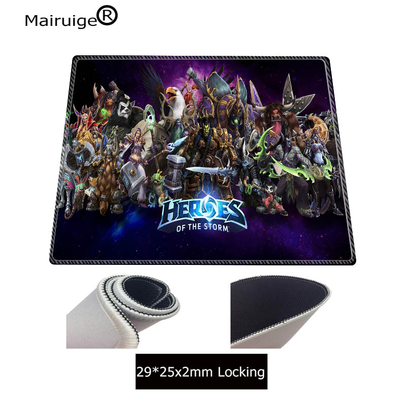 Mairuige 900 400 3mm Heroes Of The Storm Laptop Gaming Mice Mousepad Anime Cartoon Print Large Size Game Lock Edge Mouse Pad in Mouse Pads from Computer Office