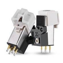 Magnetische Cartridge Stylus Met Lp Vinyl Naald Voor Draaitafel Platenspeler