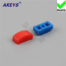 купить 20PCS A02 button cap/button switch cap with 7*7/8*8/8.5 self-locking cap 7*7 switch self-locking 8* дешево