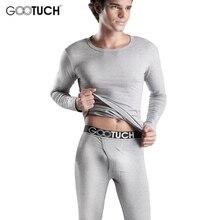 Новое поступление, мужские кальсоны, комплект хлопкового нижнего белья, мужское зимнее термобелье, сохраняющее тепло размера плюс, кальсоны 4XL 5XL 6XL 076