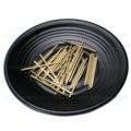 Металлические компоненты для изготовления ювелирных изделий, латунная прямоугольная Геометрическая труба, комплектующие для бижутерии, ...