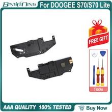 Doogee s70/s70 라이트 수리 교체 액세서리 부품에 대 한 100% 새로운 원래 스피커 상자 후면 시끄러운 스피커 버저 링거 경적