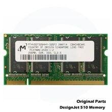 Oryginalny nowy dla HP DesignJet 510 Seires 256MB DIMM moduł pamięci CH336-67011 CH654A