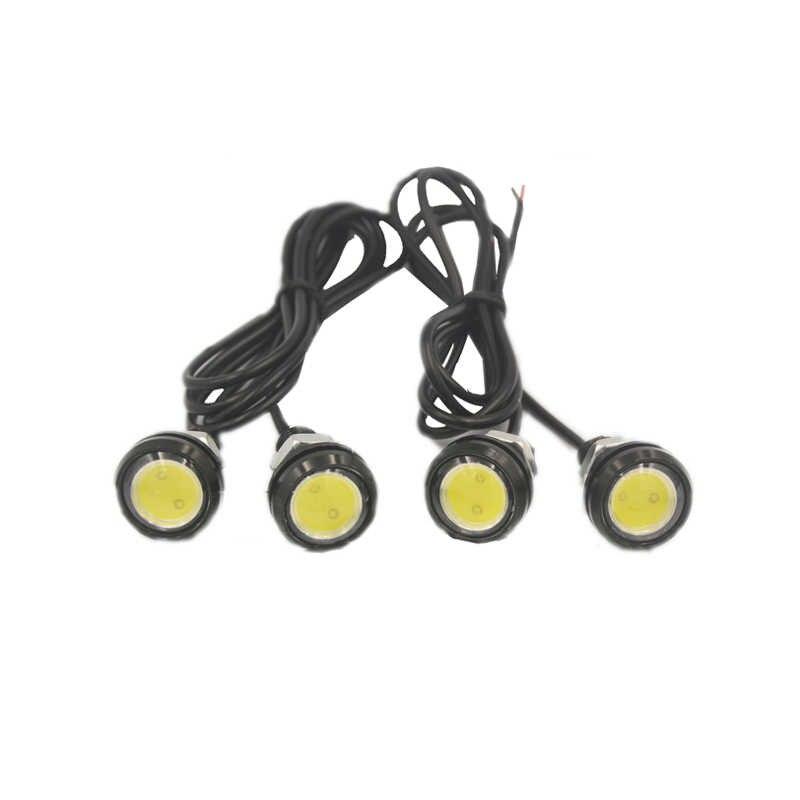 4X IP68 ĐÈN LED Chống Nước Đá Đèn ATV XE SUV Ngoài Đường Xe Tải Underbody Đường Mòn Trắng, Xanh Dương, Xanh Lá vàng, Đỏ Chiếu Sáng Ngoài Trời