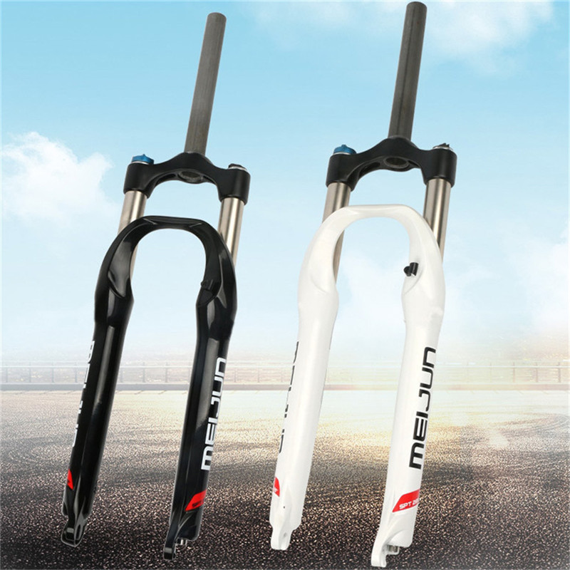 """SR Suntour XCM 100mm  26/""""  1-1//8/"""" Threadless Disc  MTB Bike Suspension Fork NEW"""