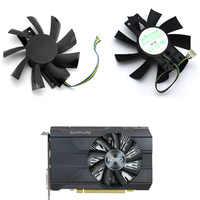 4pin 85 мм GA92S2U PC вентилятор охлаждения для Sapphire NITRO R7 360 gpu видеокарты вентиляторы видеокарты