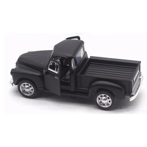 1/32 scale retro Chevrolet scooter truck alloy die-casting model 12cm vehicle toy children gift collection indoor display