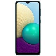 Смартфон Samsung Galaxy A02 SM-A022 32Gb 2Gb синий 6.5