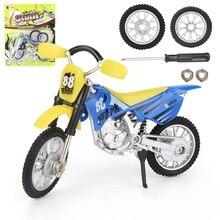 Mini Scooter Bike Educational-Toys Metal-Alloy Children's
