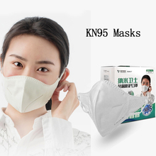 KN95 Face Sanitary Safety Mask Medical Anti-Pollution Masks 5 layer PM2.5 Surgical Antivirus Coronavirus Flu Virus Mouth caps