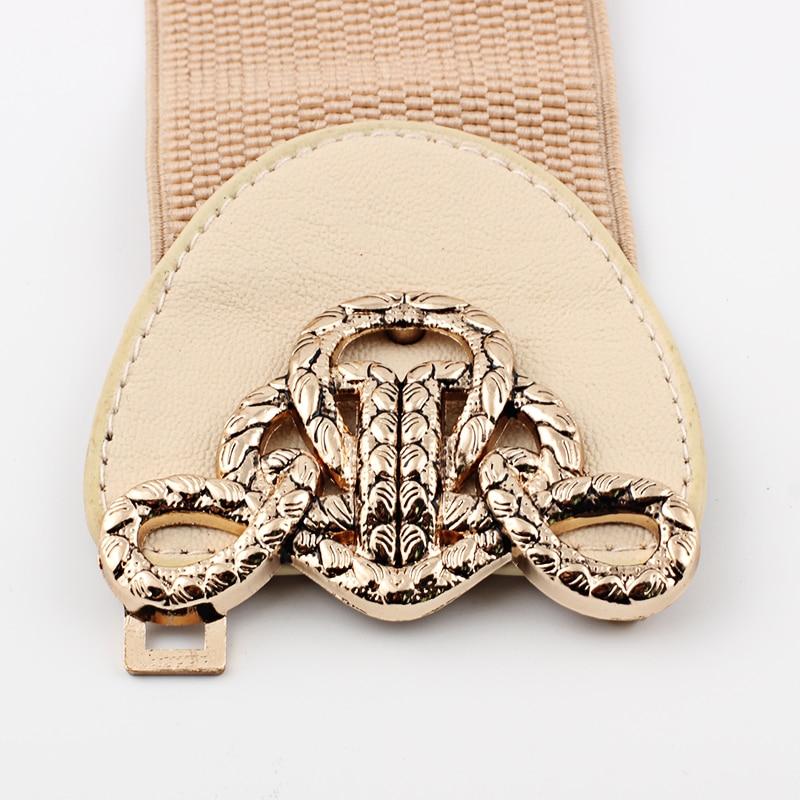 2020 Girdle  Ladies Belt Elastic Belt Canvas Elastic Elastic Waist Strap Woven Canvas Belt Wholesale