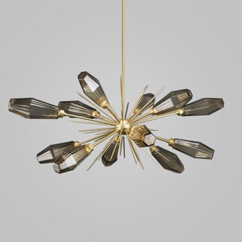 Modern light luxury creative dining ...