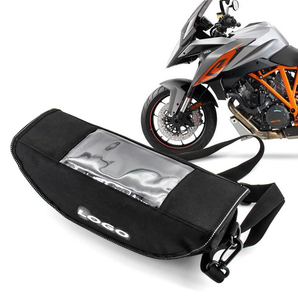 QOHFLD For K-T-M 1090 1190 1290 990 SUPER ADVENTURE GT Superduke R T,Motorcycle 12 LED Turn Signal Lights Blinker Tail Lights Indicators