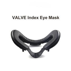 Image 3 - VR máscara de ojos almohadilla para la cara MARCO DE alfombrilla mágica de repuesto para el índice de la válvula accesorios de auriculares VR