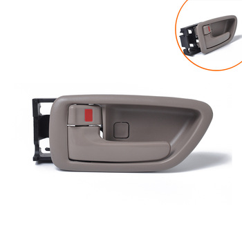 For Car Beige handle / applicable to Toyota inner door handle left 69206-ac010lh image