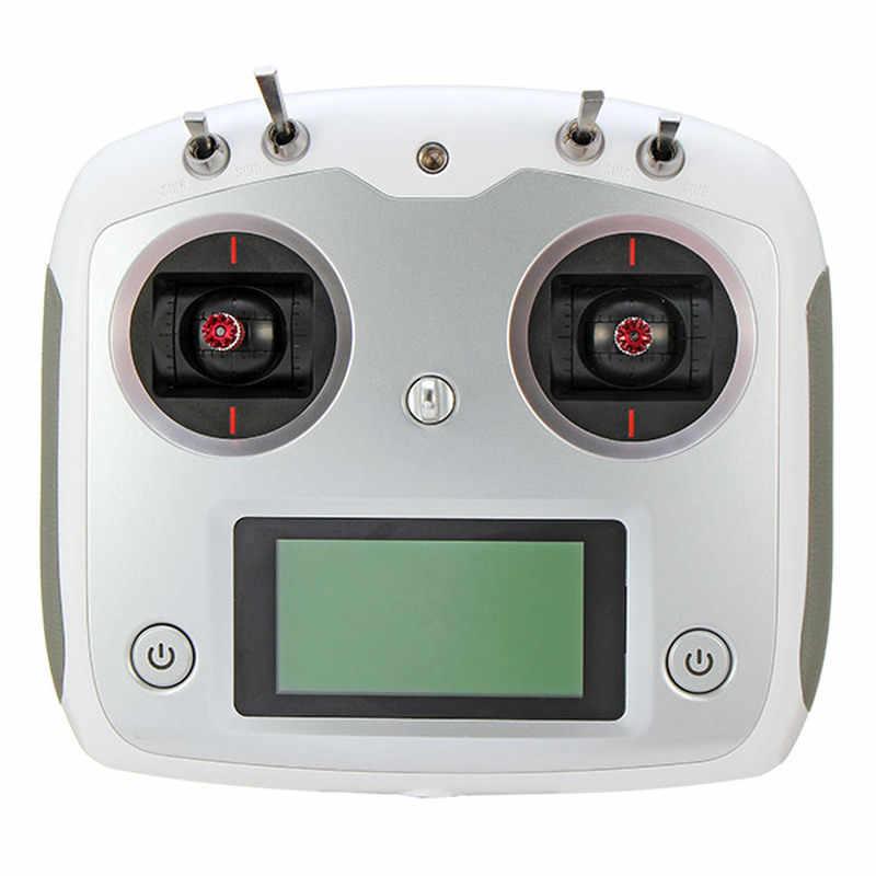 FLYSKY FS-i6S i6S 2,4G 10CH AFHDS 2A центрирующий Дроссельный передатчик с держателем iA6B A8S iA10B приемник Розничная коробка RC FPV Дрон